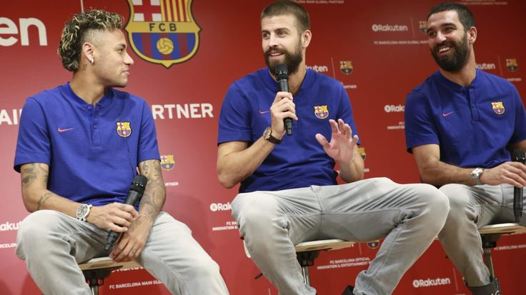 Pique: Instagram post was 'gut thing' but I hope Neymar stays at Barcelona #News #Barcelona #composite #Football #GerardPique