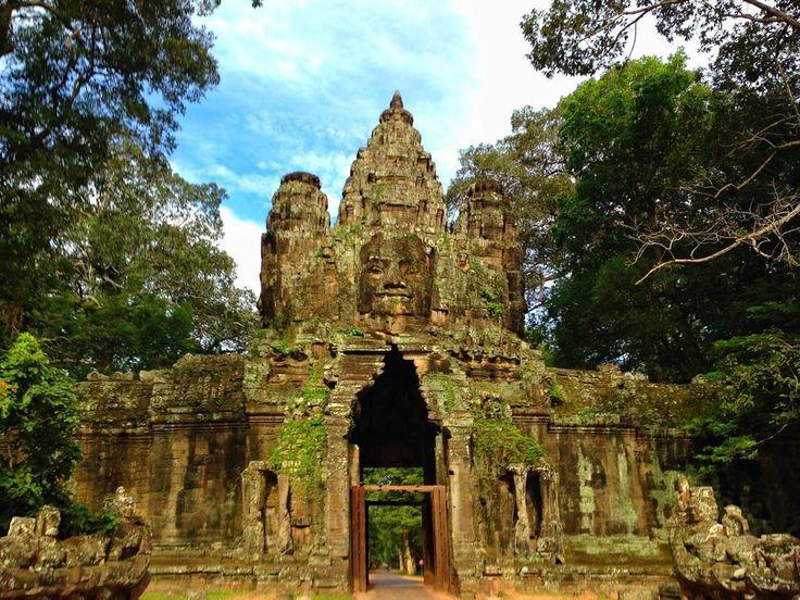 Voyage pour vivre et vis pour voyager!  * Angkor Wat *