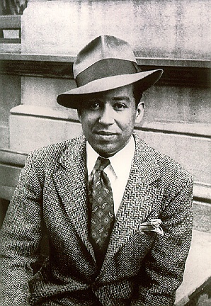 The unconventional style of langston hughes a poet of the harlem renaissance