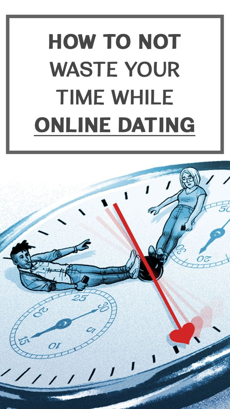 Online dating time wasters