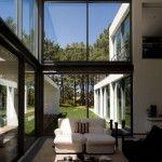Maison design au Portugal-Salon