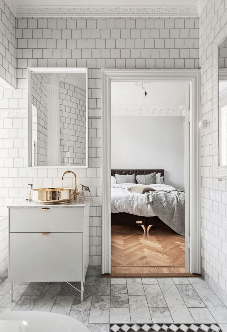 398 best bathroom design ideas images on Pinterest | Small bathroom ...