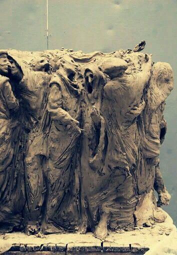 """Carnevale di Venezia"" alegorie #sculptures #venezia #carneval"