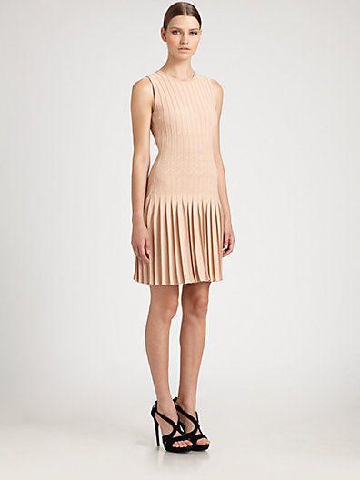 Alexander McQueen - Ruffle Dress - Saks.com  1930