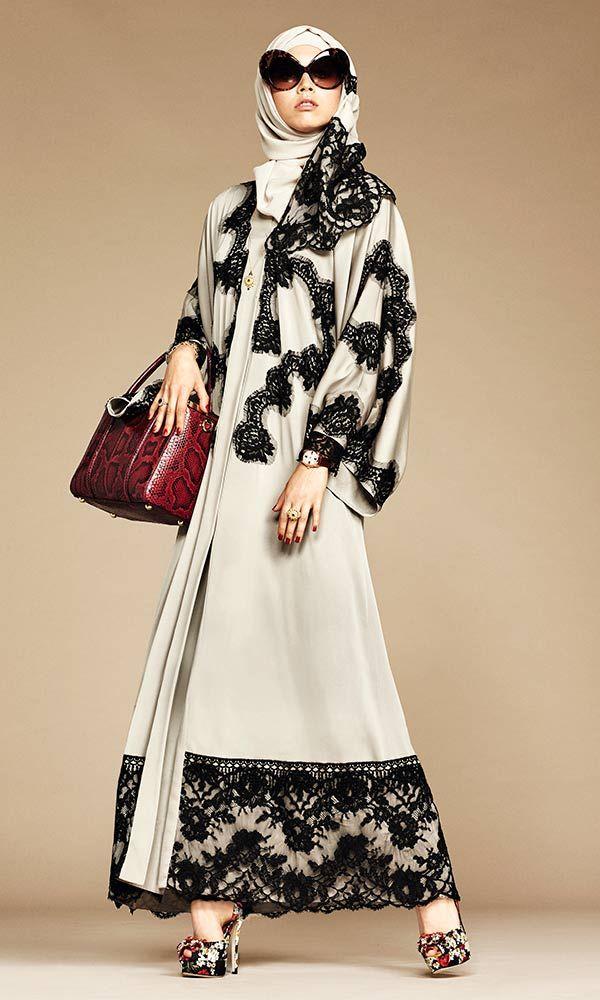 Dolce & Gabbana se inspira en el Medio Oriente con su colección Abaya