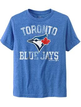 Kids dept. Where I shop for all my Jays gear. And then get embarrassed that my 6-yr old boy cousin and I are dressed alike.