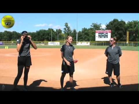 Q & A With Cat, Caitlin, & Kelly Part 2 - Episode 88 - Fastpitch Softball TV Show. The Triple Threat Softball Camp ends with a question and answer session. In the second half of the session people have an opportunity to ask questions to Cat Osterman, Caitlin Lowe, And Kelly Kretschman. The ladies let me film the question and answer session.    Visit the Fastpitch TV Show's website at http://Fastpitch.TV