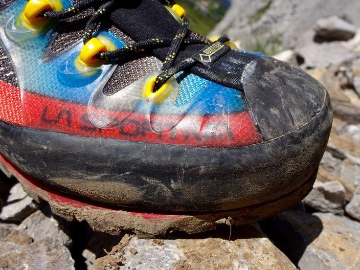 Test La Sportiva Trango Cube GTX http://wp.me/p2x69e-k9O #Bergschuhe #Eisklettern #Expeditionen #HochtourenBergsteigen #Klettern #LaSportiva #Vibram #TestsSchuhe #ichliebeberge