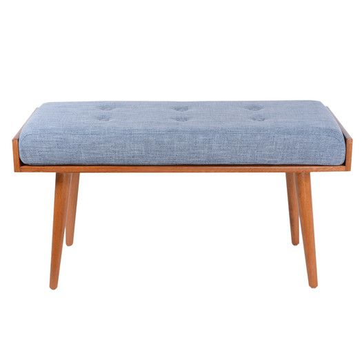 Found it at AllModern - Robin Upholstered Bedroom Bench