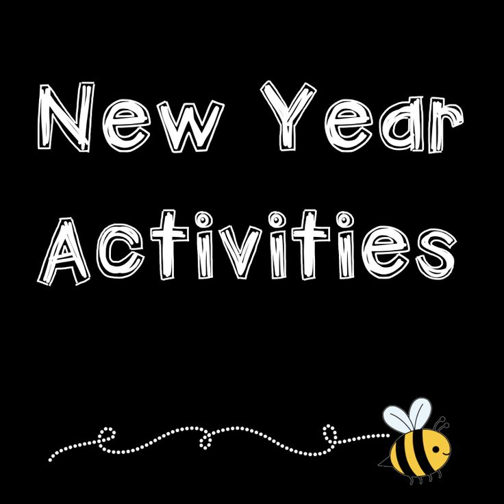 102 best NEW YEAR activities images on Pinterest   Happy new years ...