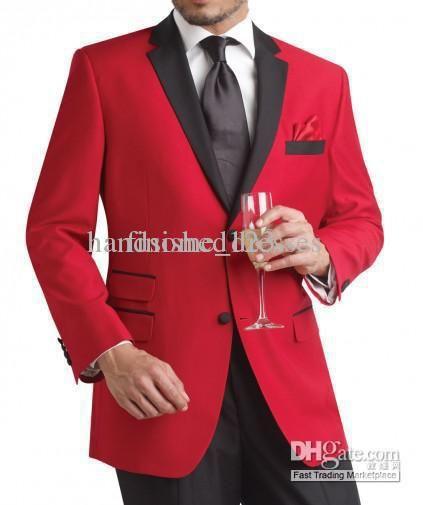 nieuwe/rode bruidegom smokings zwart satijnen revers beste man mannen bruiloft past prom/formele/bruidegom pak( jacket+pants+girdle+tie) in onthaal aan mijn winkel kleur en grootte en stijl: op maat gemaakte alle kleuren op maat gemaakt adlut en jo van Suits op AliExpress.com | Alibaba Groep