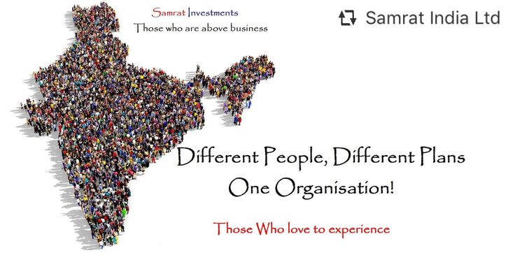 Different people, Different choice. One Nation one organisation. We value you individuality & choice .