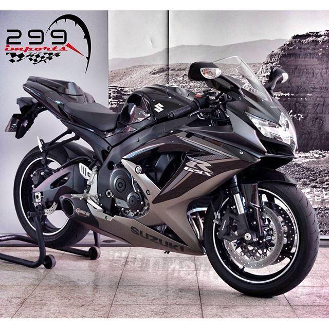 Gixxer 750! I want this!