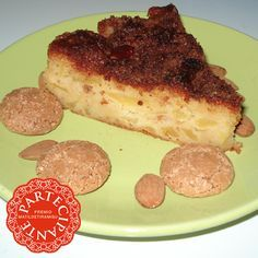 Una ricetta della tradizione di famiglia di Concetta: grazie! La torta di Natale della nonna con Amaretti Vicenzi.