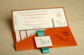 @Francesca Mischi si che è troppa roba un invito così ma l'idea del boarding pass non è carina?