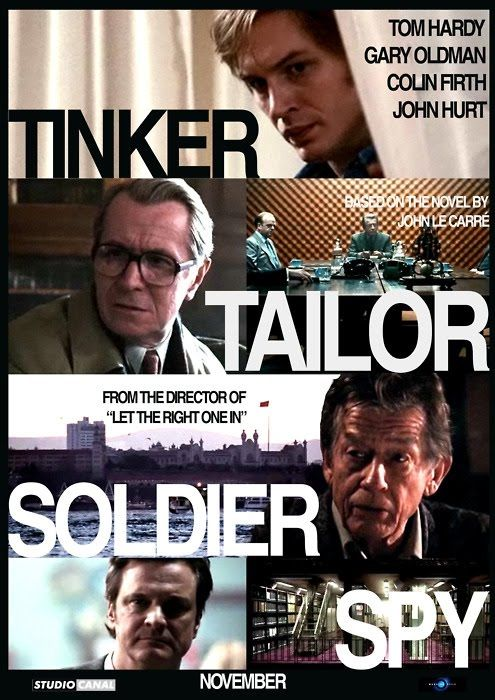 TINKER TAILOR SOLDIER SPY When screenwriter Peter Morgan suggested a potential film adaptation of Tinker Tailor Soldier Spy, Tim Bevan, co-chair of Working Title Films,. Description from shaylaqoy.jimdo.com. I searched for this on bing.com/images