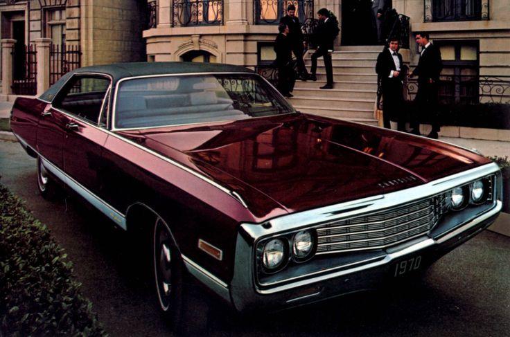 1970 Chrysler New Yorker 4-Door Hardtop