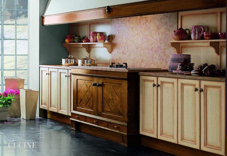 Фотография кухни Marchetti Maison Sauterne Sfumature 100% hand made in Italy www.marchettimaison.com