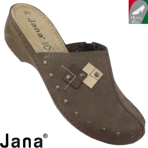 Jana  női bőr klumpa 8-27306-24 322  espresso