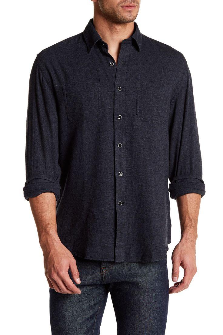 Rexon Solid Regular Fit Shirt
