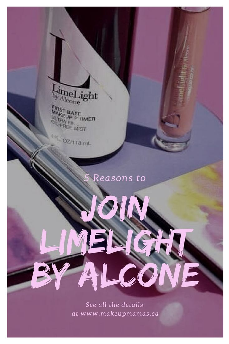Just a few of the reasons why becoming a Beauty Guide with LimeLight by Alcone will be the positive change in your life and help you toward achieving your goals.