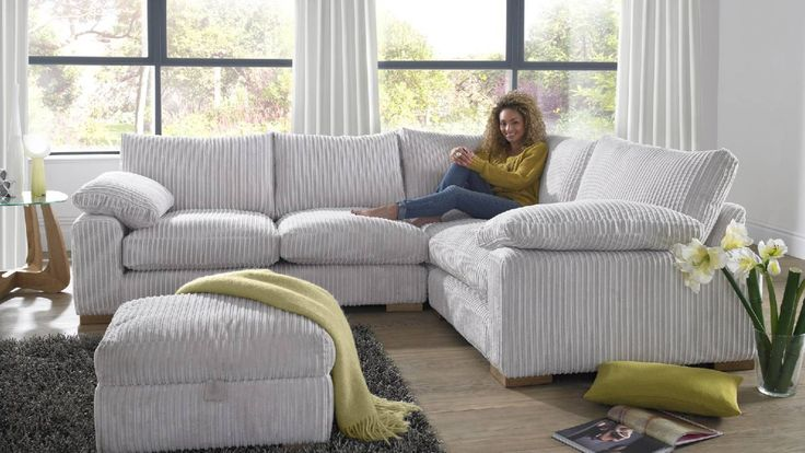 Delta Fabric Sofa Range | Sofology