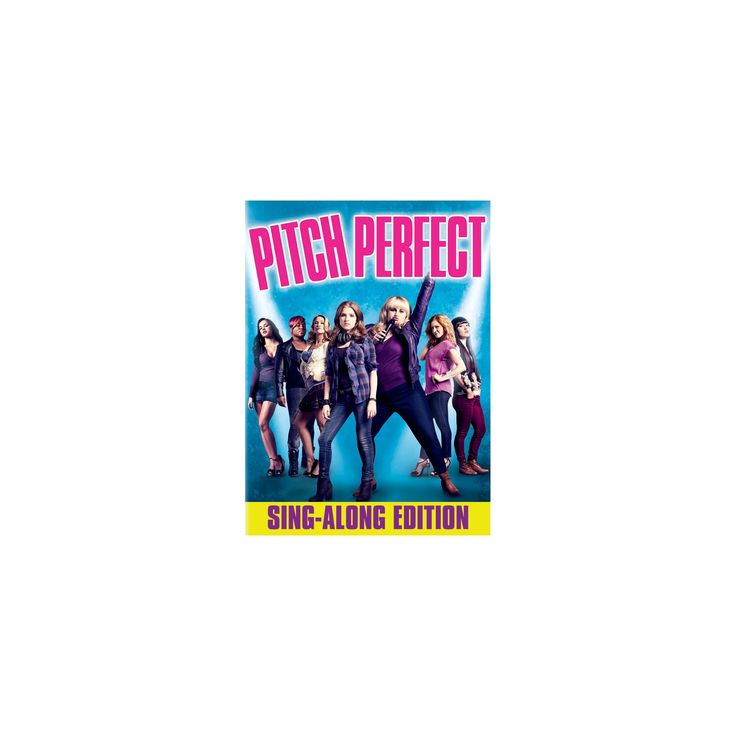 Pitch Perfect (With Pitch Perfect 2 Movie Cash) (dvd_video)