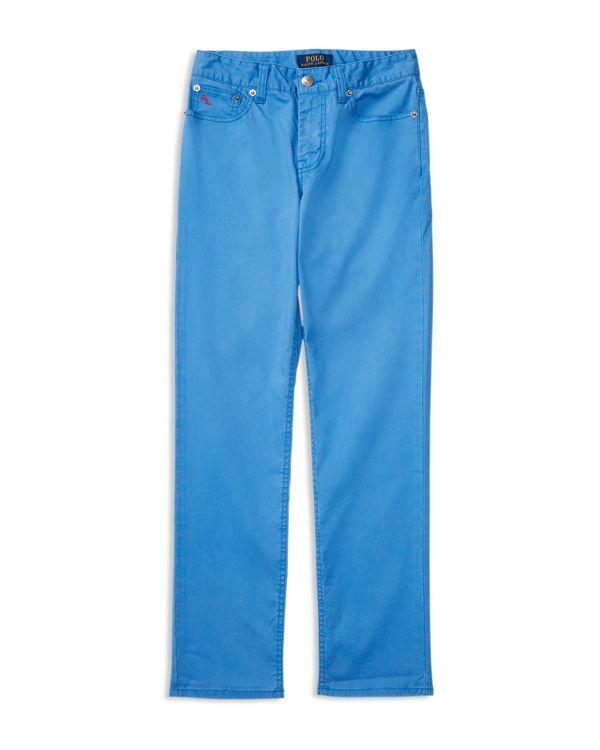 Ralph Lauren Childrenswear Boys' Bedford Cord Pants - Sizes 8-20
