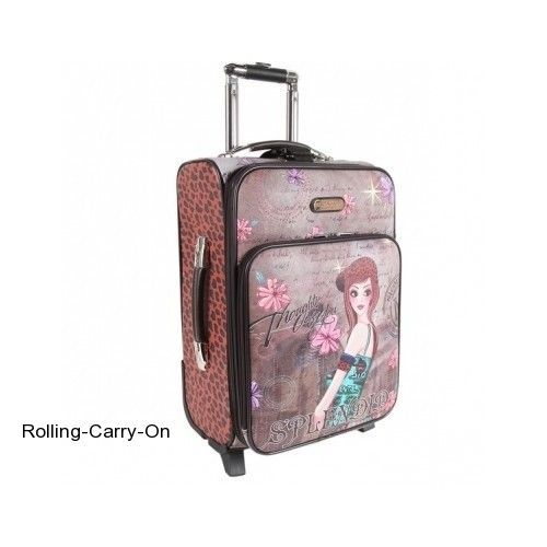 17 best Cute carry on spinner expandable images on Pinterest ...