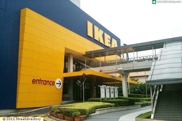 IKEA. cozy, calm, inspiring. A must-visit place considering it is the closest IKEA store to Indonesia #SGTravelBuddy