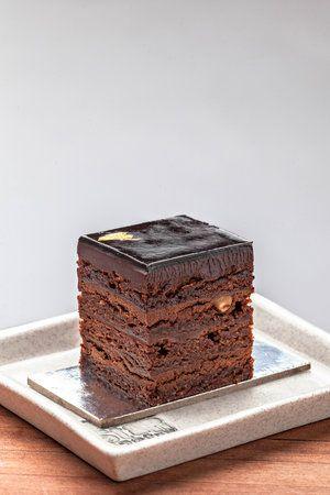 Amedei Chocolate Torte