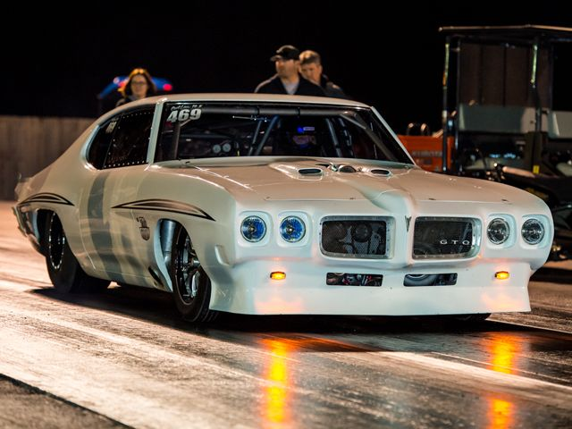 Big Chief And Murder Nova Test On Radials At Huntsville - Dragzine