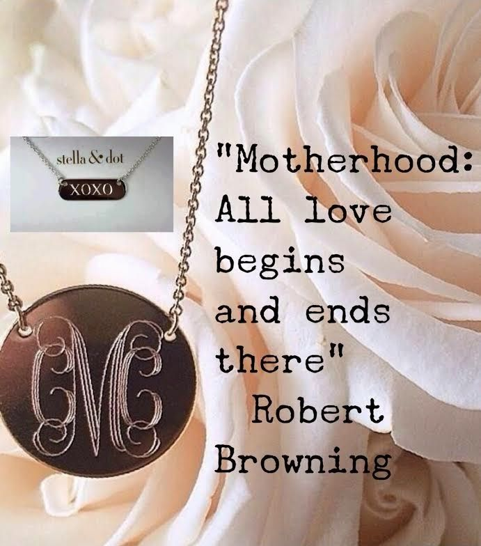 Loulou's views: Stella and Dot Mother's Day Engravable Necklace Gi...