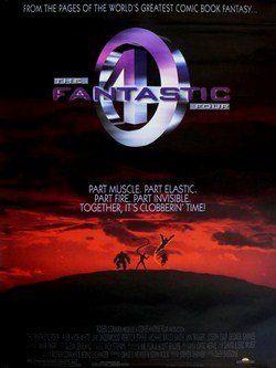 Les Quatre Fantastiques (1994) - Les Toiles Héroïques