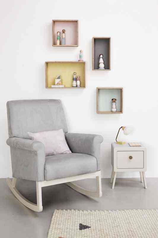 ... Nursing Chair on Pinterest  Gray nursery glider, Nursery decor and