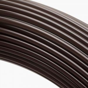 Smoky Black (LIMITED QUANTITY!)  #faberdashery #filament #pla #black #material #3dprinting #arcasomni