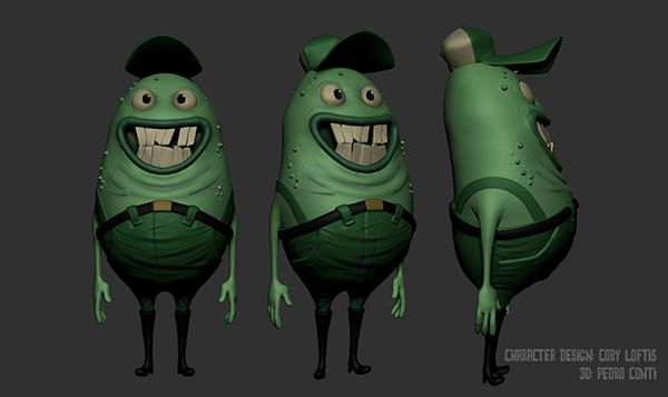 Daily Sketches on Behance