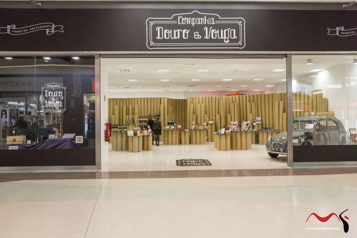 Companhia Douro e Vouga Pop Up store by POP n´SHOP, Oporto – Portugal