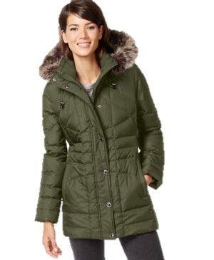54ddf59d567b DKNY Puffer Jacket on Sale   Shopatlou.com   Women's Designer Coats ...