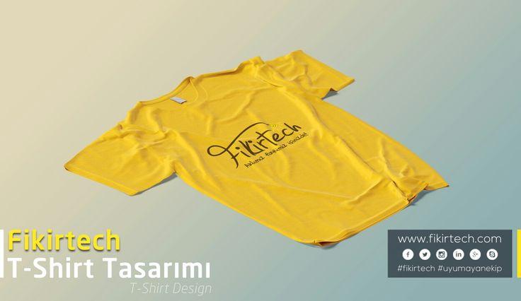 Fikirtech | T-Shirt Baskı Tasarımı