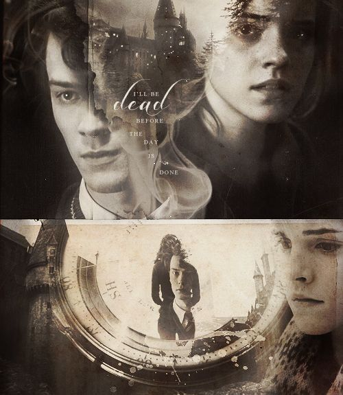 Tom Riddle and Hermione Granger #4