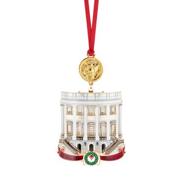 Official 2018 White House Christmas Ornament - Ornaments - Holidays | The White House Historical Association