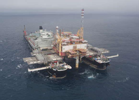 #Bosch #Rexroth liefert #Hydraulik und #Steuerungen für Offshore #Schiff Pioneering Spirit