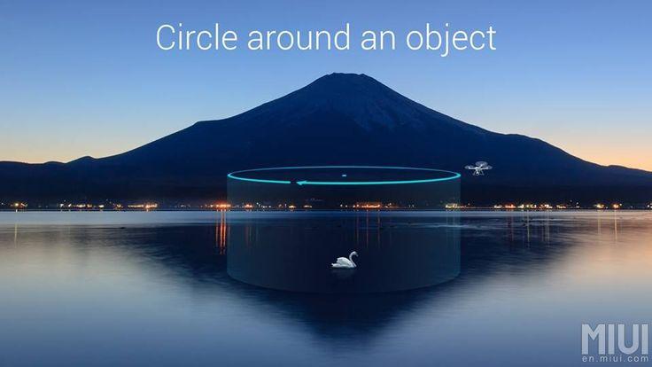 xiaomi mi drone circle