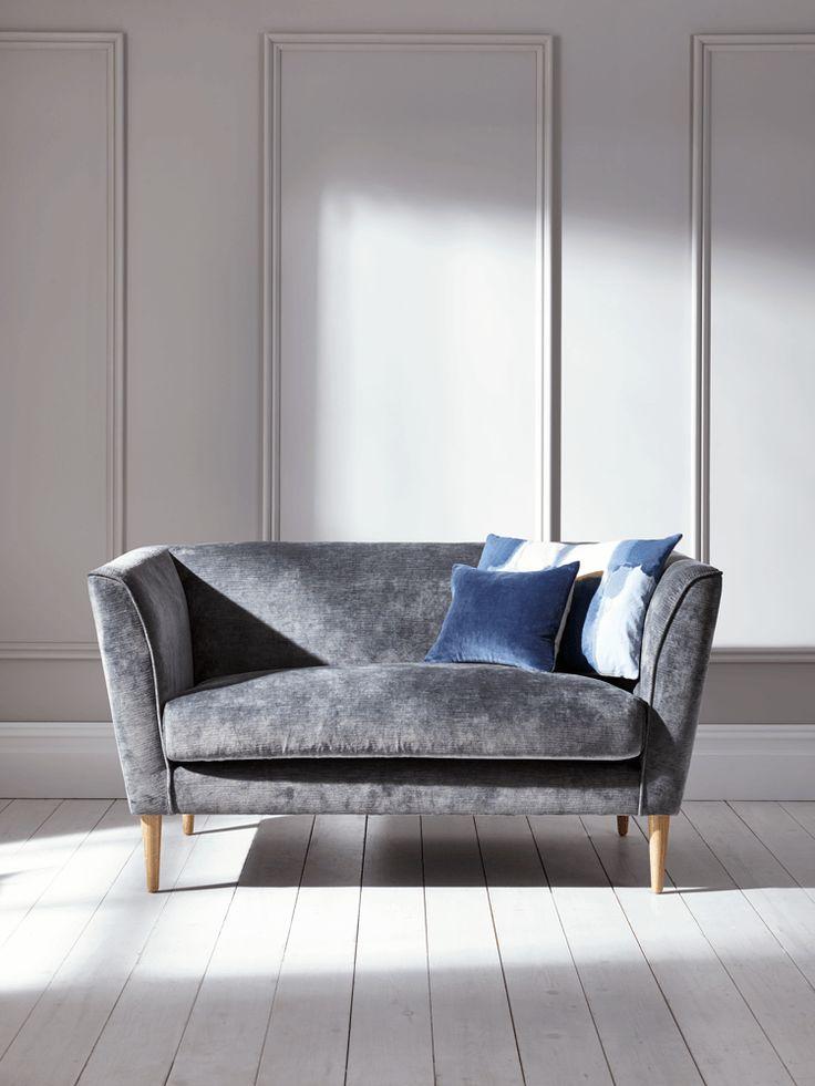 25 Best Ideas About Grey Velvet Sofa On Pinterest Gray