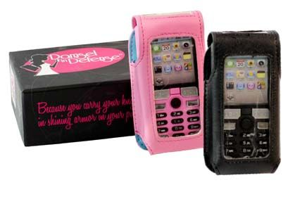 """Call Me Crazy Stun Gun ~ $60 ~  4.5 Million Volt Rechargeable Cell Phone Stun Gun  You're on a blind date and you have your girlfriend lined up to call you 30 minutes in to rescue you with an """"emergency"""" if necessary. Let your girlfriend off the hook and bring this puppy with you instead! Your blind date will never know the cell phone sitting on the table across from him will rock his world if he tries to get crazy!  www.mydamselpro.net/tararobinson"""
