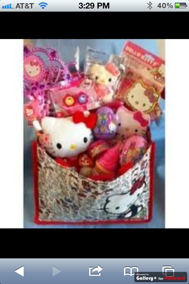 16 best kiya easter baskets ideas images on pinterest gift hk easter basket def making this for gloria negle Image collections
