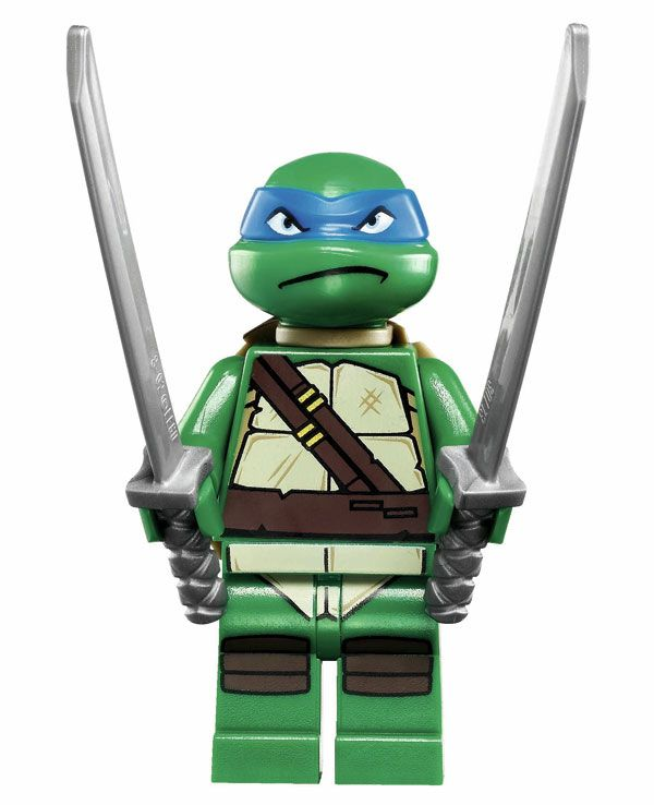 Minifiguras Lego de las Tortugas Ninja | The Collection | Pinterest ...