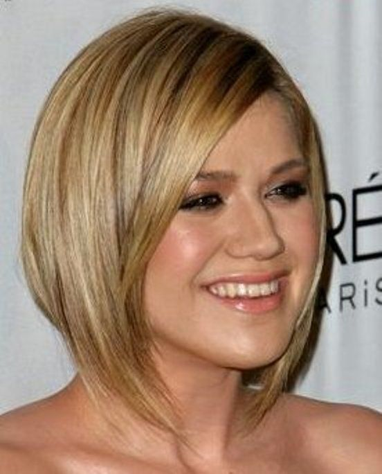 Hairstyles For Plus Size Faces | Trendy For Short Hairstyles: Short ...