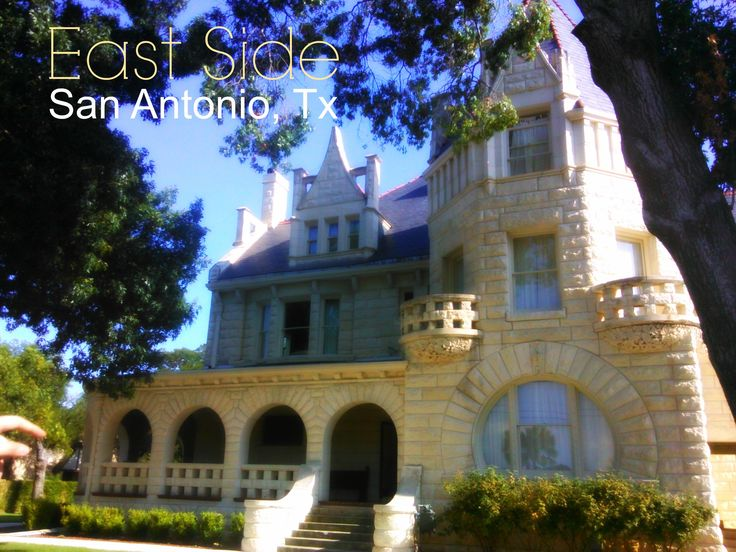 San Antonio Tx Has The Most Beautiful Historic East Side Homes You Got To See Them
